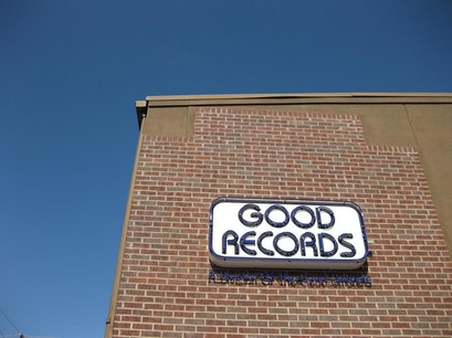GOOD RECORDS Dallas Texas United States