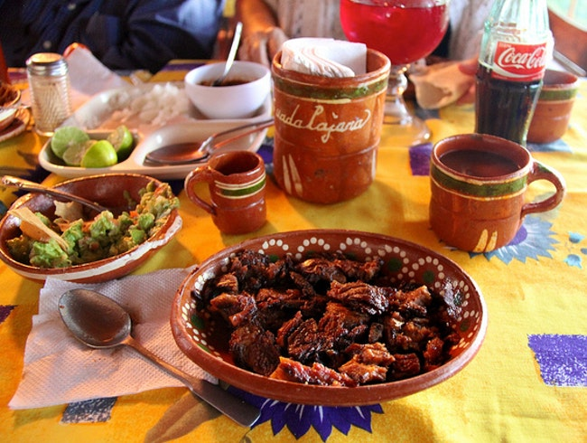 Feast on Birria