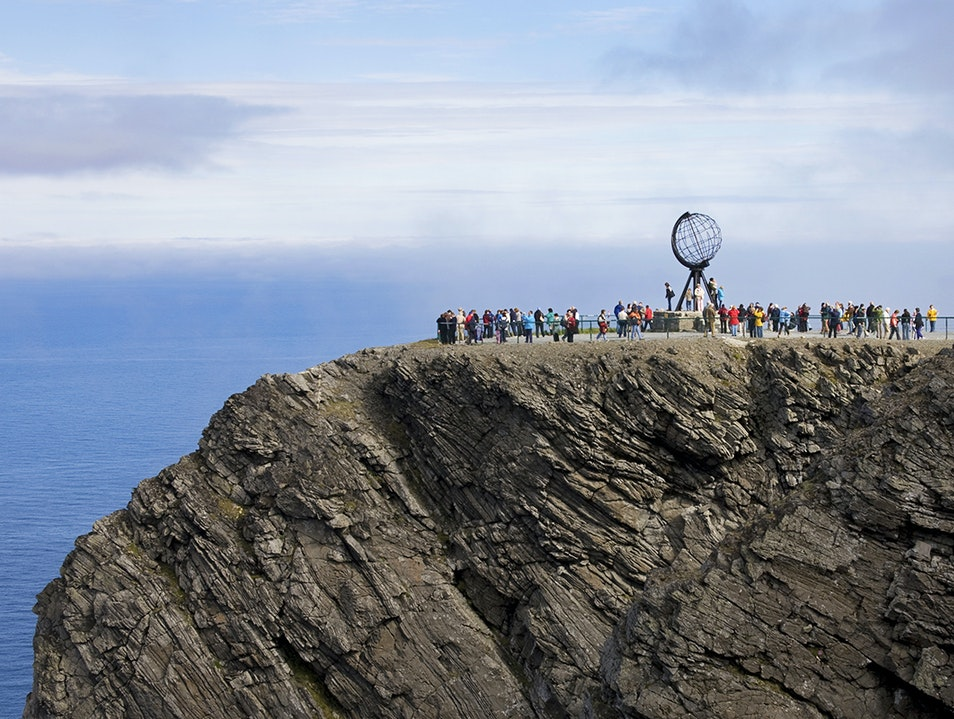 North Cape Nordkapp  Norway