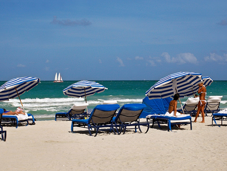 Miami's Number One Attraction Miami Beach Florida United States