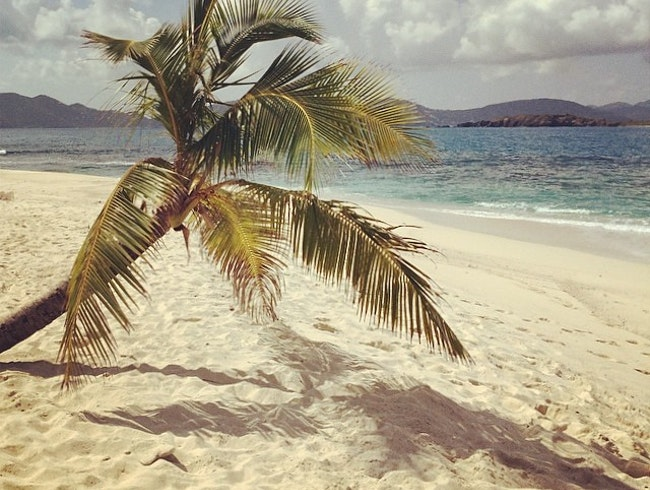 """Discovering a """"Deserted"""" Island"""