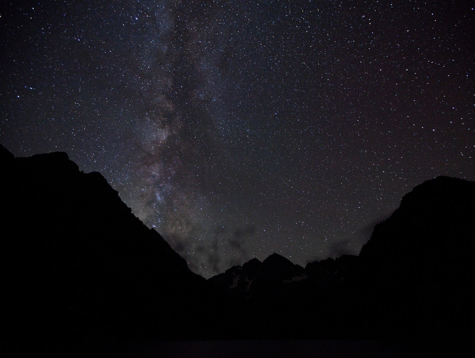 Starry Nights Aspen Colorado United States