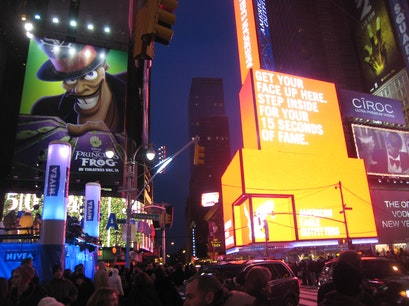 Times Square New York New York United States