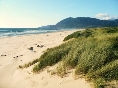 Nehalem Bay State Park Rockaway Beach Oregon United States