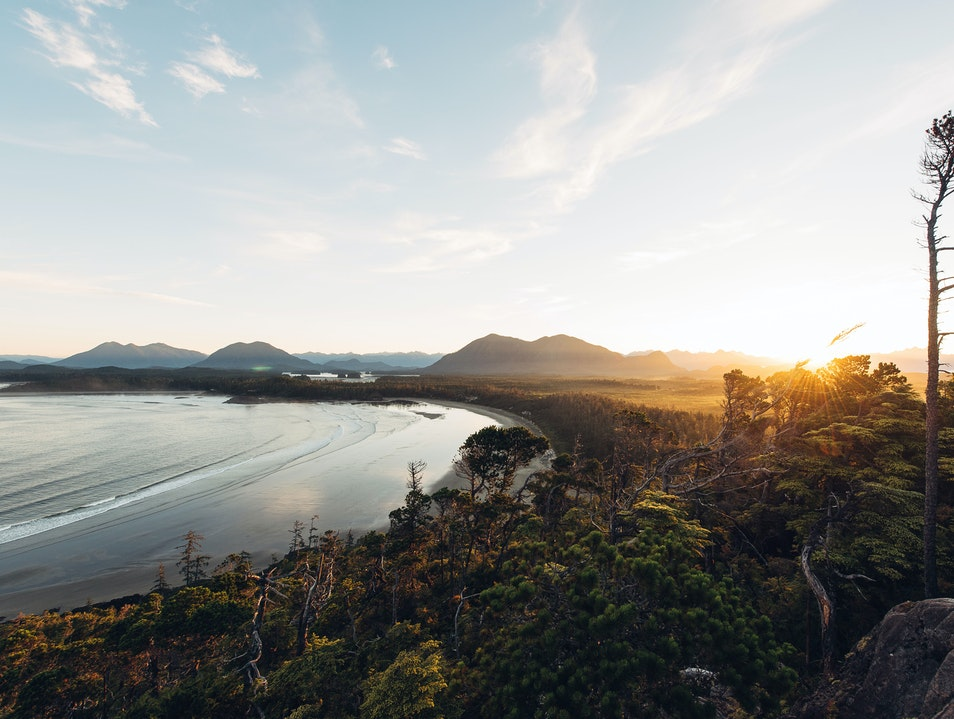 Discover Wildlife and Hot Springs in Ucluelet and Tofino