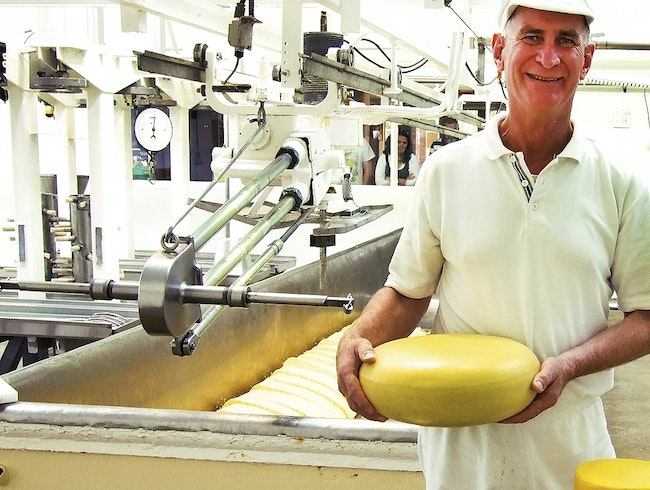 Barrys Bay Traditional Cheese