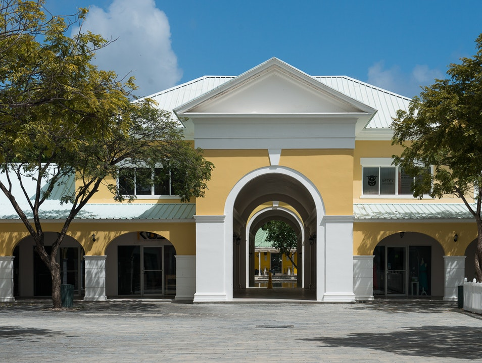 Go Shopping in Puntacana Village