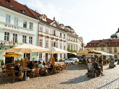 Bethlehem Square Prague  Czechia