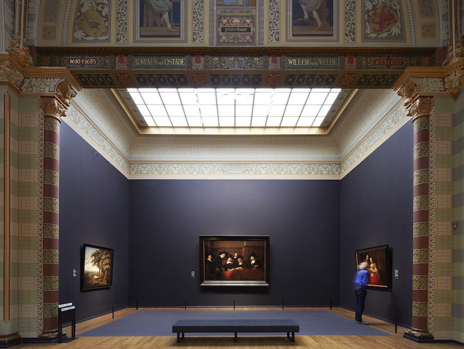 World-Class Museums: The Rijks and More Amsterdam  The Netherlands
