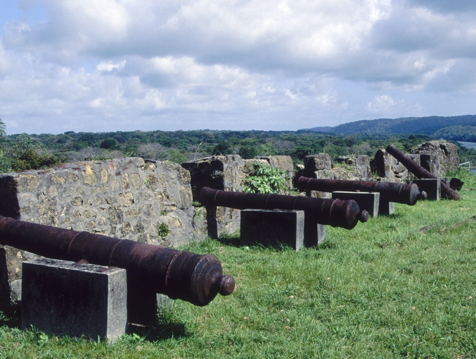 Fort San Lorenzo Colon  Panama