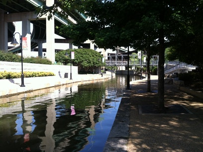 Canal Walk Richmond Virginia United States