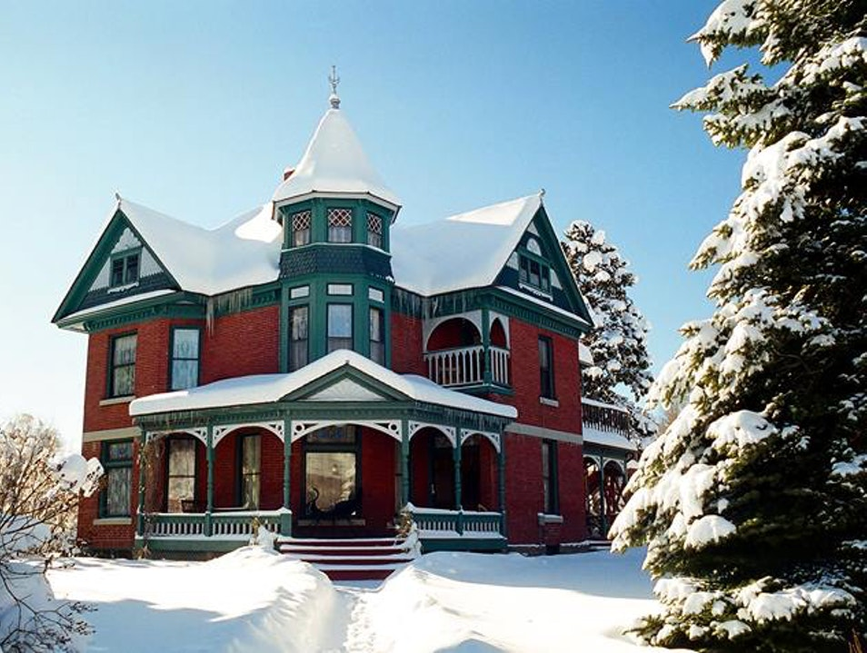 For All of Bozeman's Victorian Charm  Bozeman Montana United States