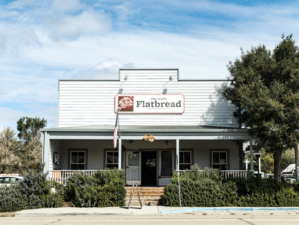 Full of Life Flatbread Los Alamos California United States