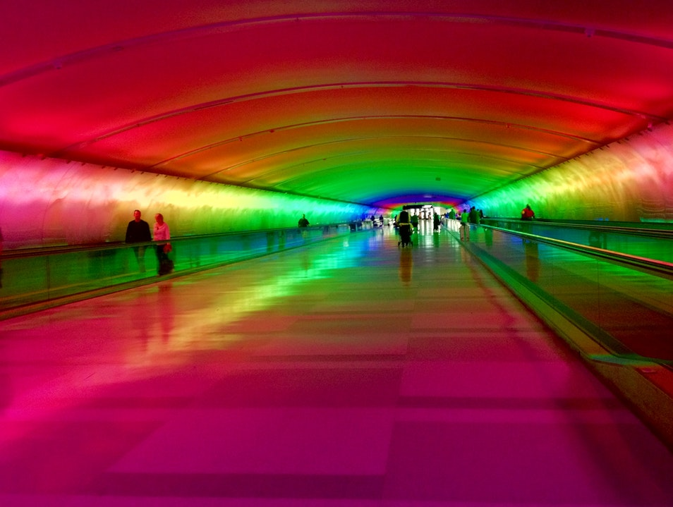 Why the Detroit Airport Will Surprise You