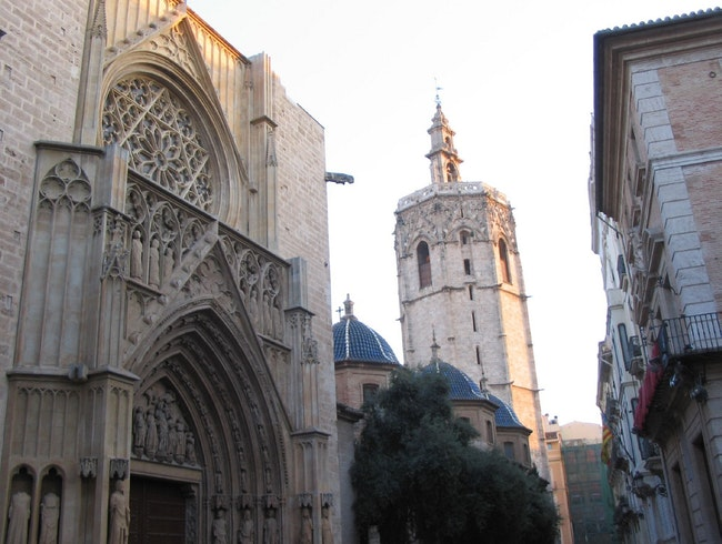 Listen to the bells at Valencia's Cathedral