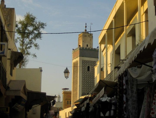 Getting lost in the Medina of Fes