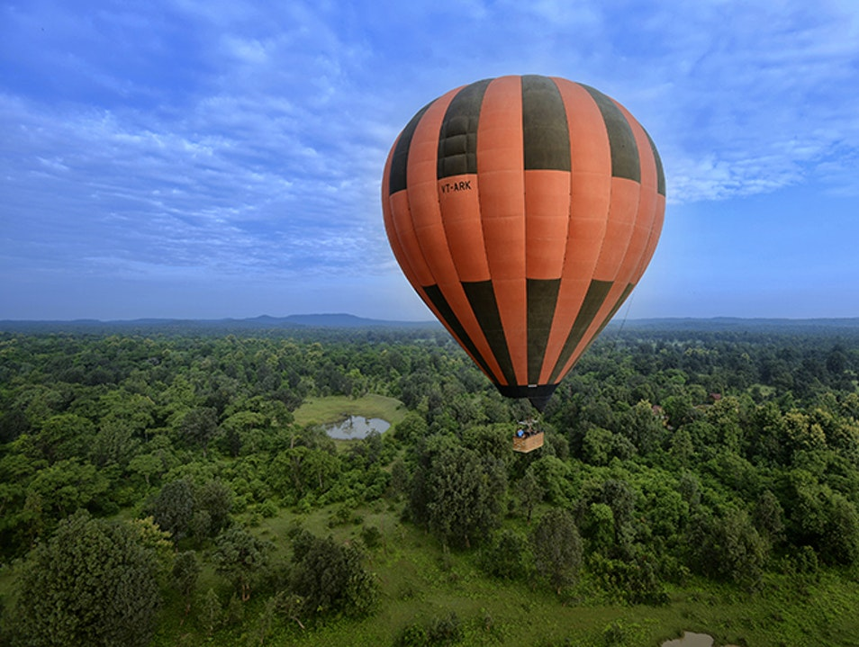 Hot-Air Ballooning in Goa Panjim  India