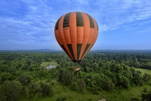 Hot-Air Ballooning in Goa