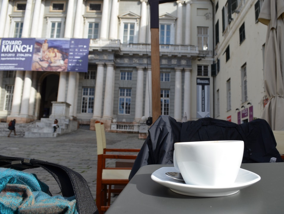 Cappuccino Alfresco
