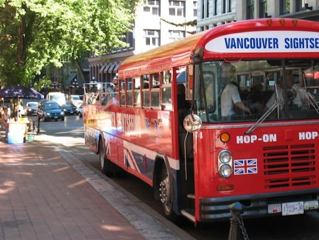 Get Around Vancouver Easily with Big Bus