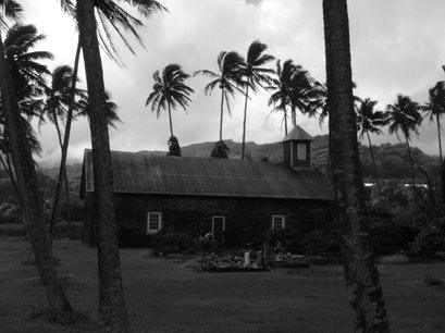 Old Ha'anae Church Hāna Hawaii United States