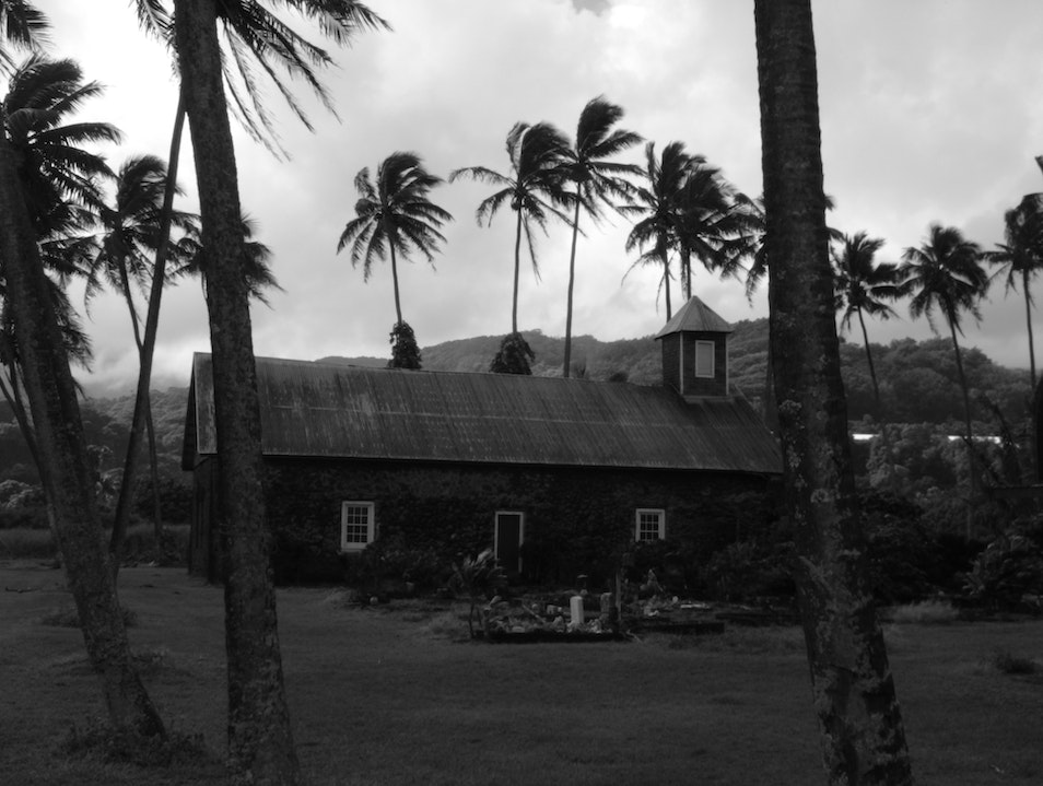 Experiencing Sacred Times Past in Hana