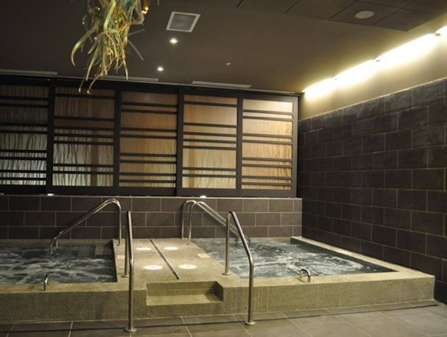 Soothe Stressed Muscles at the Yuan Spa