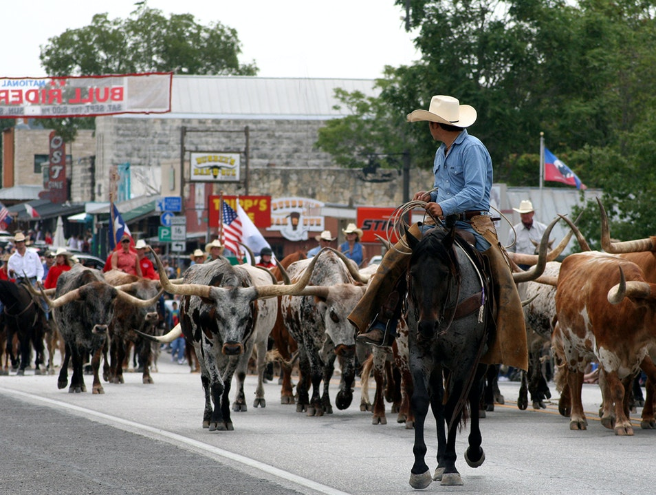 Great Western Cattle Trail Bandera Texas United States