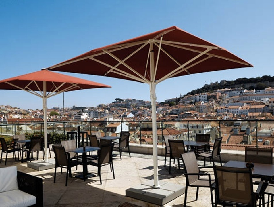 Portuguese Food with an Africann Flair and a Great View Lisbon  Portugal