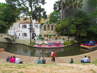 Arneson River Theatre San Antonio Texas United States