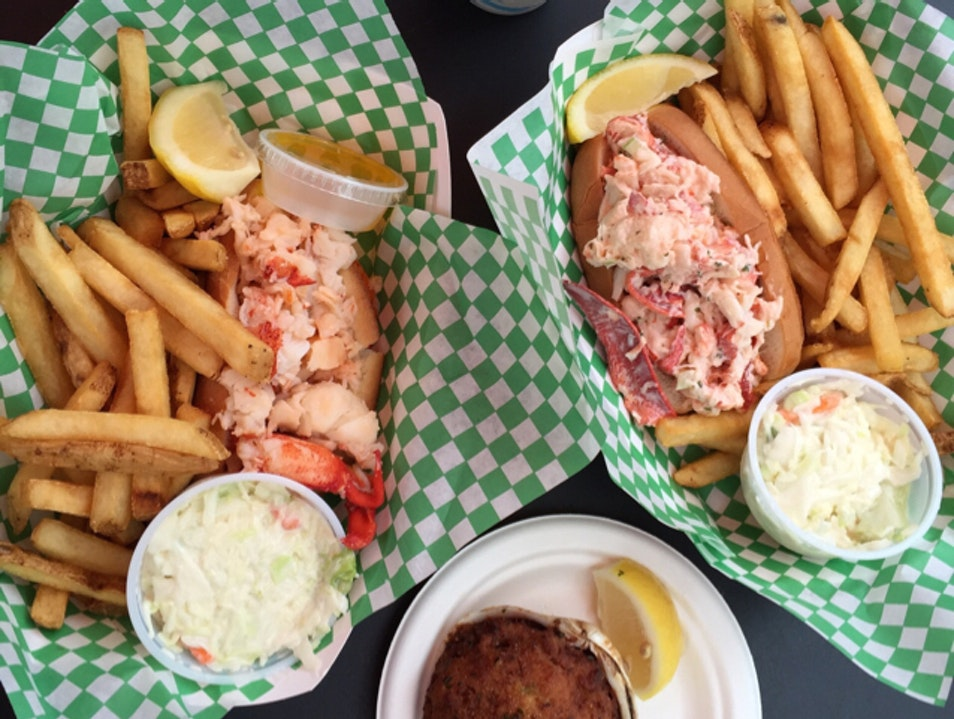 Try Lobster at a Local Boston Hangout Boston Massachusetts United States