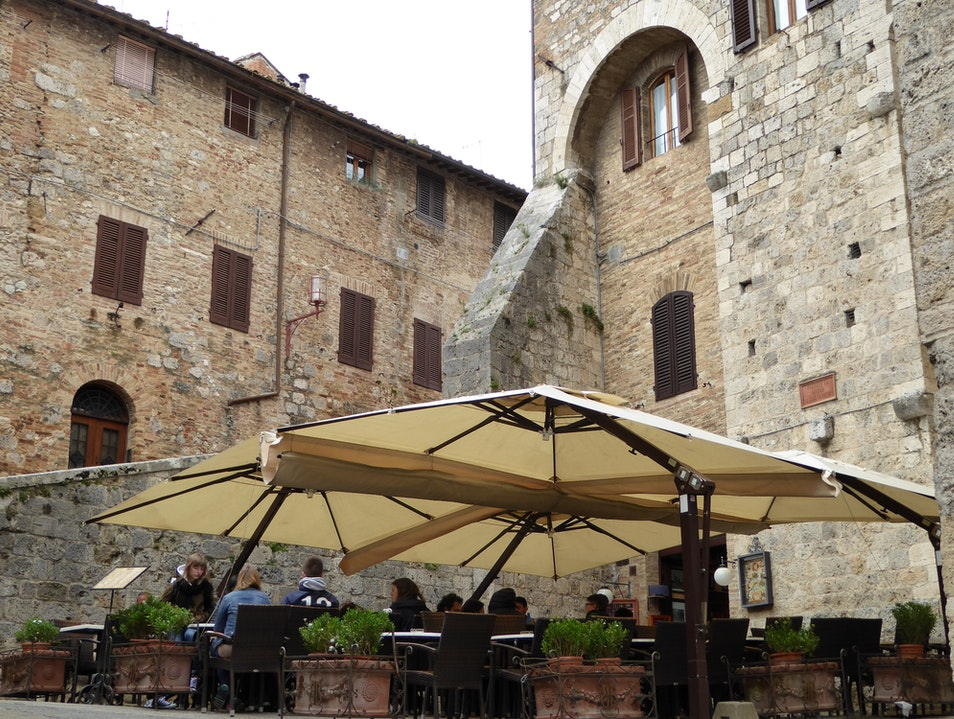 A Medieval Night's Sleep San Gimignano  Italy