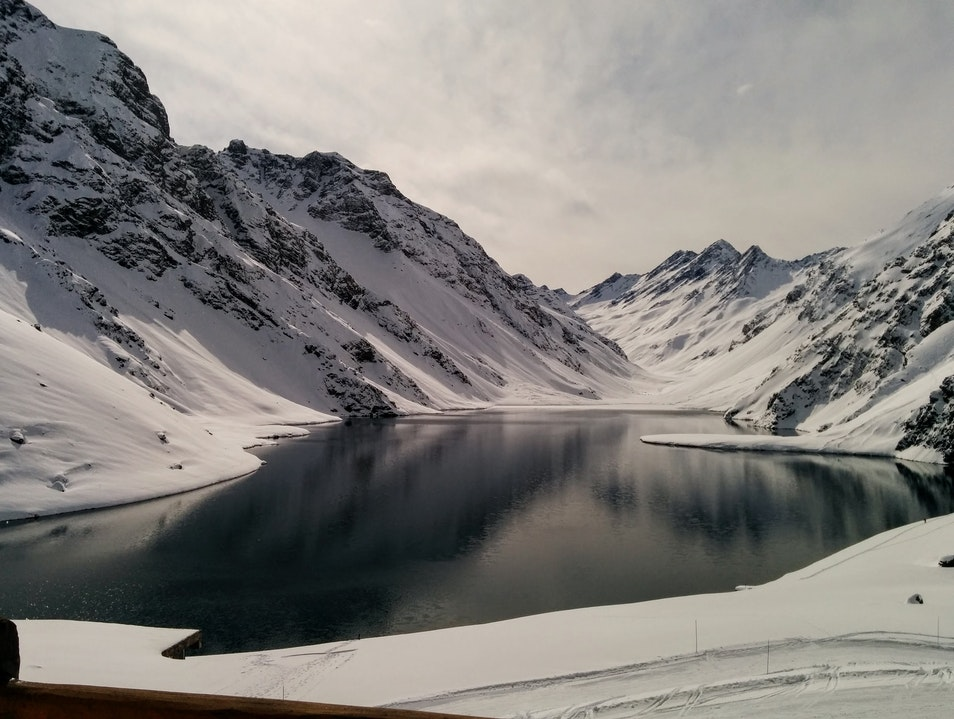 A Winter Dream in August for both Powderhounds and Foodies Los Andes  Chile