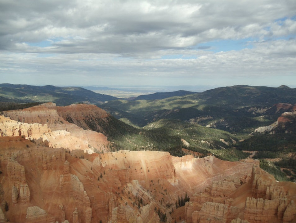 Cedar Breaks National Monument Kanab Utah United States