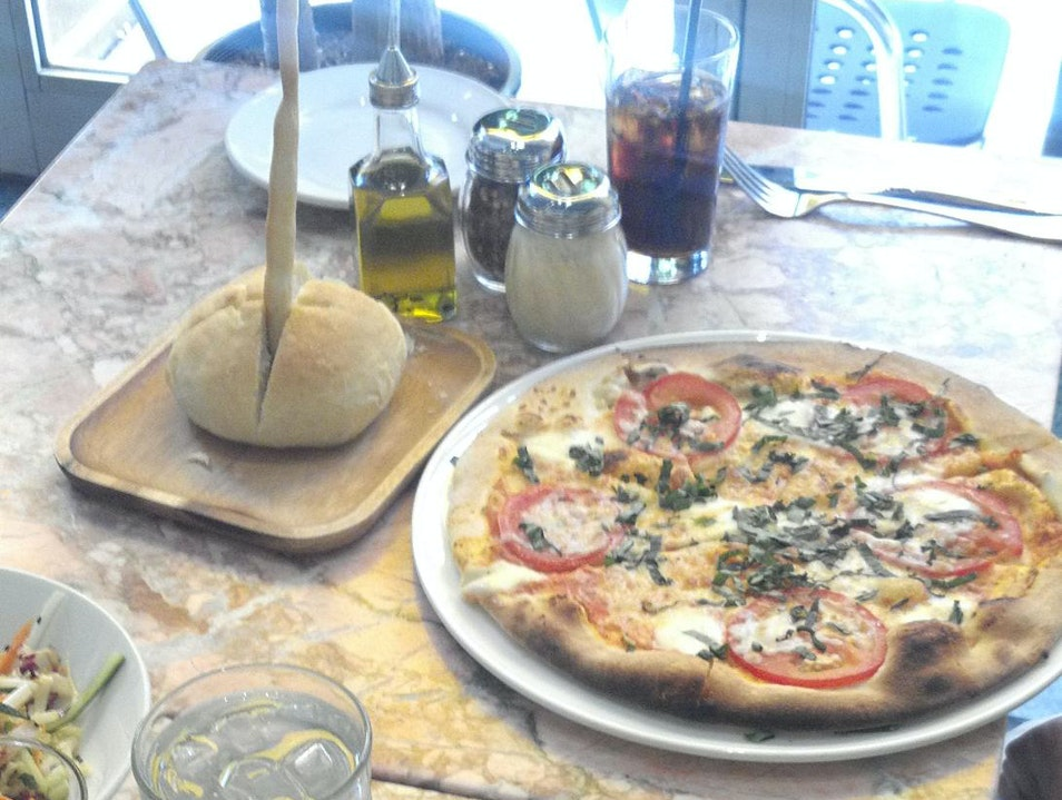 Casual Italian Eating and a Great Happy Hour Aspen Colorado United States