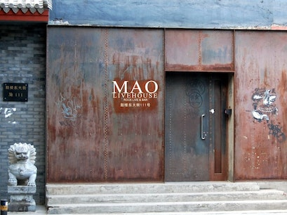 MAO LIVE HOUSE Beijing  China