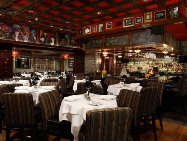 The Original Mastro's Steakhouse