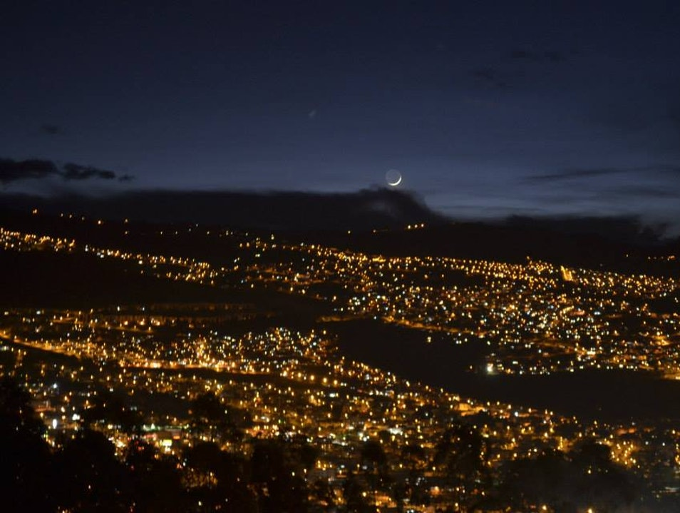 Great View of a jewel of the Andes: Quito