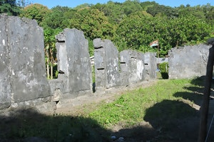 Anatom Island Historical Sites