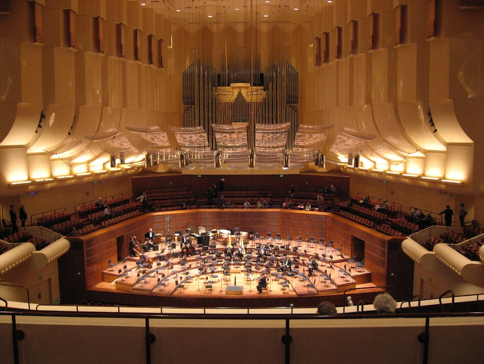 Classical Music Concerts at Symphony Hall
