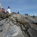 Pemaquid Point Bristol Maine United States