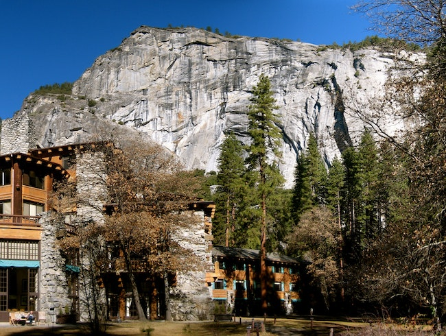 Dine like Royalty at the Ahwanhnee, an Unofficial Yosemite Landmark