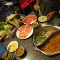Hot pot restaurant: Name unknown Beijing  China