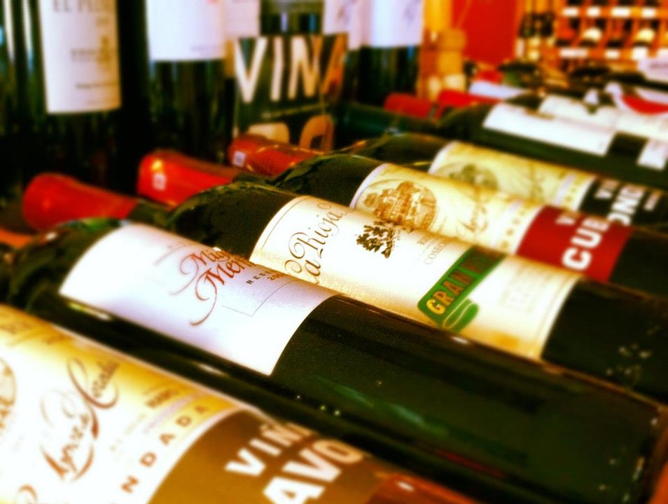 Shopping for International Wines