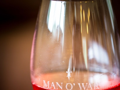 Man O' War Vineyards Auckland  New Zealand
