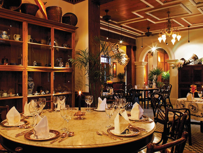 Experience Royal Thai Cuisine at Blue Elephant