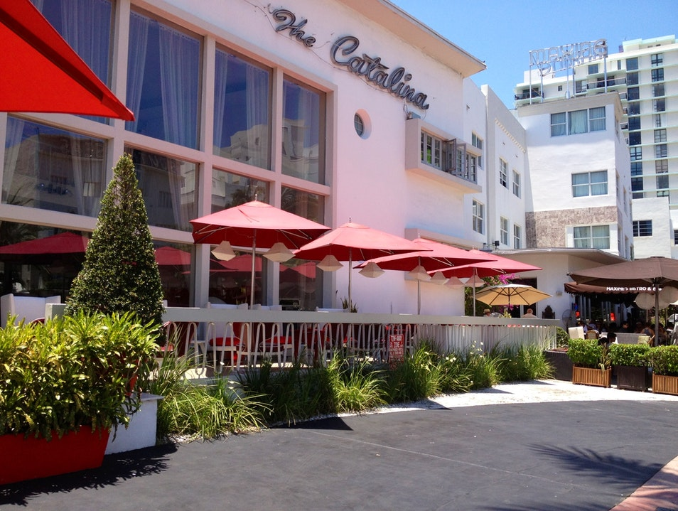 The Catalina: A Stylish, Perk-y Hotel with a Fun, South Beach Attitude
