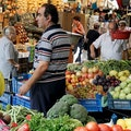 Central Market Iraklio  Greece