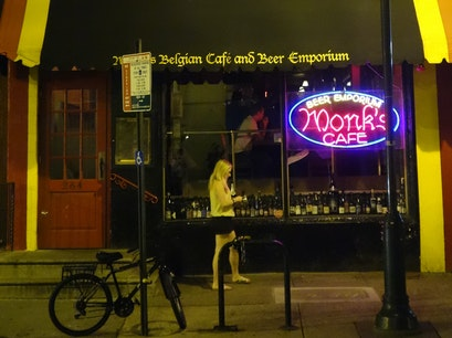 Monk's Cafe Philadelphia Pennsylvania United States