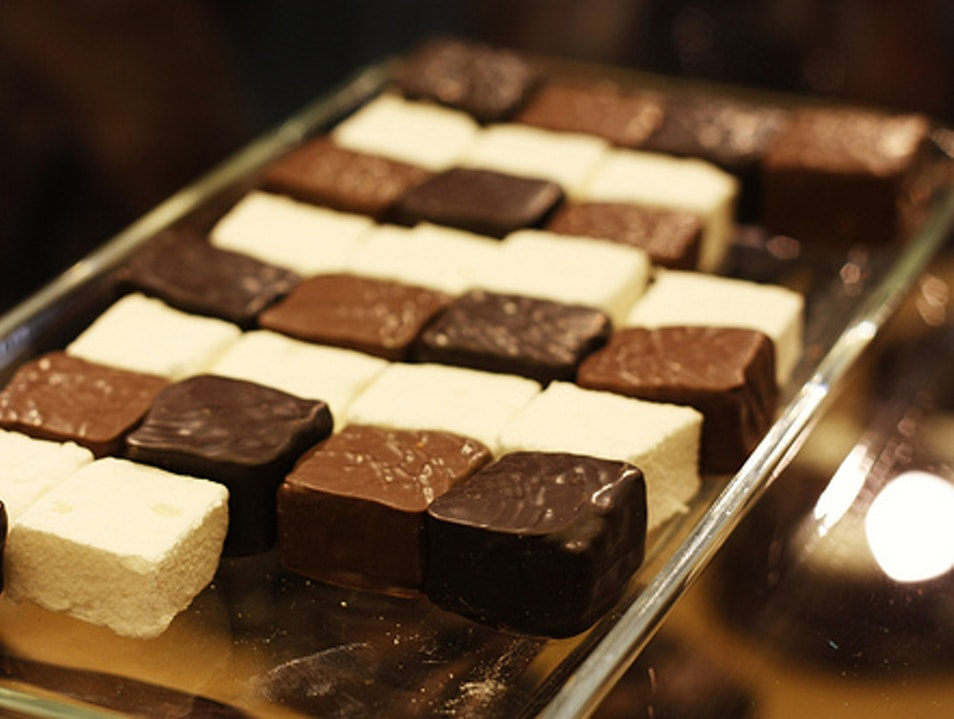 Chocolates and Marshmallows in Paris